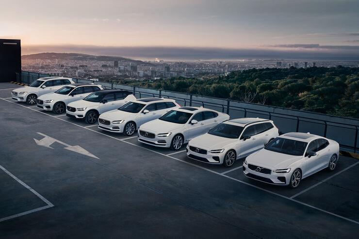 Volvo Firmenporträt