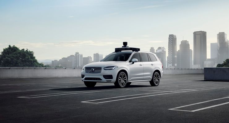 Volvo/Uber