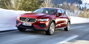 Volvo V60 Cross Country D4 2018