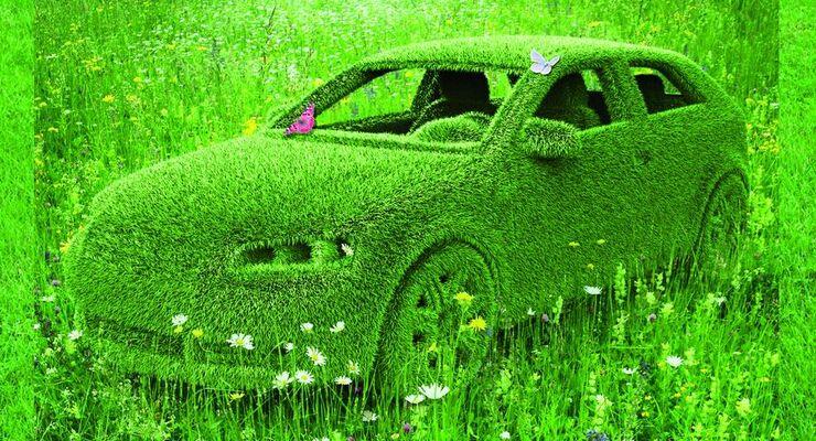 die grüne flotte 2011, volkswagen leasing, nabu
